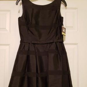 New w/ tags Black flirty cocktail dress sz 4